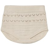 Noa Noa Miniature Chalk Knitted Bloomers