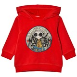 Little Marc Jacobs Red Mr Marc Hoody