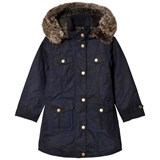 Barbour Navy Ashbridge Wax Parka