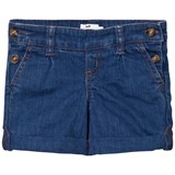 Cyrillus Mid Wash Denim Shorts