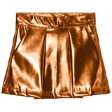 Andorine Bronze Metallic Skirt