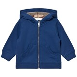 Burberry Marine Blue Mini Pearce Hoodie