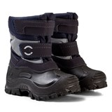 Mikk-Line Dark Marine Winter Boots