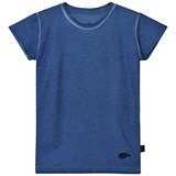 NUNUNU Dirty Blue Sleeveless Sweatshirt