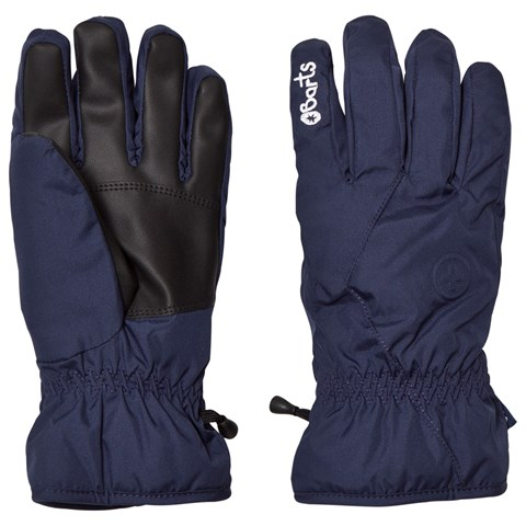 Barts Navy Basic Ski Gloves