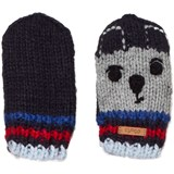 Barts Navy Bear Bouly Mittens