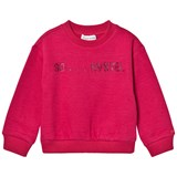 Sonia Rykiel Fushsia So Rykiel Textured Sweatshirt