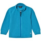 Isbjörn Of Sweden LYNX Microfleece Jacket Kids Turquoise