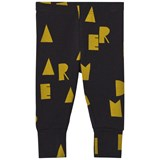 Papu Black Nap Dream Fold Leggings