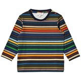 Paul Smith Junior Multi Stripe Long Sleeve Tee
