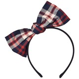 Jessie & James Red Origami Big Bow Headband