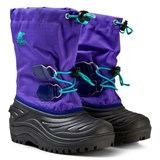 Sorel Childrens Super Trooper Purple Arrow