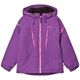 Isbjörn Of Sweden Purple Carving Winter Jacket