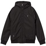 Volcom Black Hernan Hooded Jacket