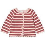 Mini A Ture Viona Cardigan, BM Withered Rose