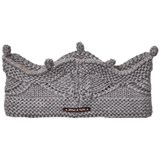 Mini A Ture Cinni, K Headband grey melange