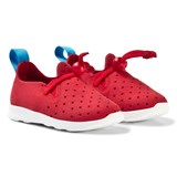 Native Red Apollo Moc Trainers