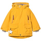 Mini A Ture Wille, K Jacket Mineral Yellow