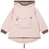 Mini A Ture Rose Smoke Wen Baby Jacket