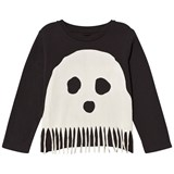 Stella McCartney Kids Black Bella Ghost Tee