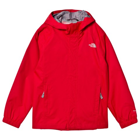 The North Face Red Resolve Reflective Jacket