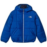 The North Face Bright Blue Reversible Perrito Jacket