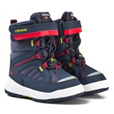 Viking Navy/Red PLAYTIME GTX Boots