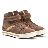 Viking Taupe/Mustard EAGLE III GTX Trainers