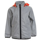 Kuling Grey Reflex Outdoor Jacket