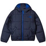 The North Face Navy Reversible Perrito Jacket