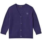 Acne Studios Royal Blue Mini Neve Cardigan