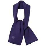Acne Studios Royal Blue Mini Bansy Scarf