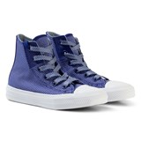 Converse Blue Chuck Taylor All Star II Junior Hi Tops