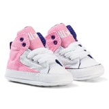 Converse Pink Chuck Taylor All Star First Star High Street Hi Tops