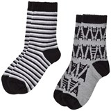 Reima Socks, Strum Melange Grey