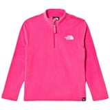 The North Face Pink Glacier 1/4 Zip Base Layer