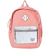 Herschel Supply Co Heritage Youth Strawberry Ice/Reflective Rubber