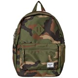 Herschel Supply Co Heritage Youth Woodland Camo/Army Rubber