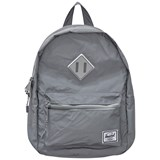 Herschel Supply Co Heritage Kids Silver Reflective Rubber