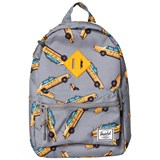 Herschel Supply Co Heritage Kids Grey Taxi