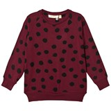 Soft Gallery Chaz Light Sweatshirt Chocolate truffle, AOP Hail