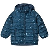 Soft Gallery Finley Jacket  Reflecting Pond, AOP Terazzo Mega