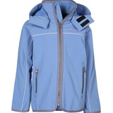 Kuling Riverstone Blue Soft Shell Jacket