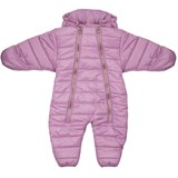 Kuling Dusty Rose Baby Overalls