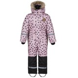 Kuling Pink Dotty Winter Overalls