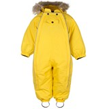 Kuling Yellow Outdoor Baby Overalls