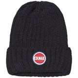 Colmar Navy Branded Beanie Hat