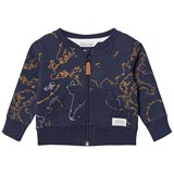eBBe Kids Elvo Sweat Jkt Ebbe Maps