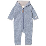 eBBe Kids Tava Fleece Suit Washed Navy