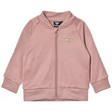 Hummel Kids Tulle Zip Jacket Wood Rose